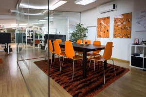 sala de reuniones en mostoles