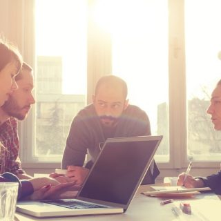 La clave del éxito de un espacio coworking