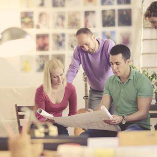 Ventajas del coworking para consultoras inmobiliarias